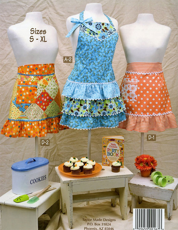 More-Retro-Aprons-sewing-pattern-book-Taylor-Made-Designs-back