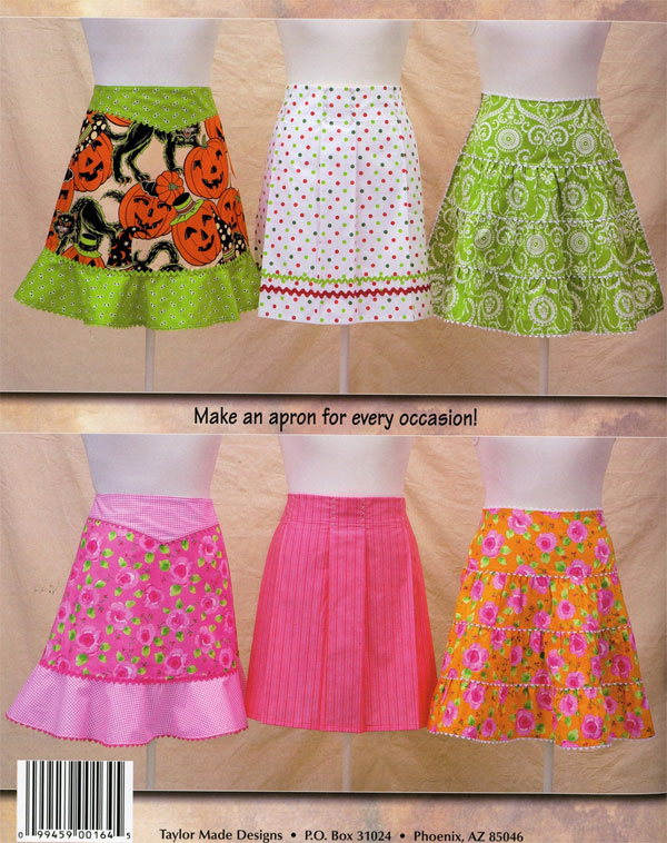 Retro-Aprons-sewing-pattern-book-Taylor-Made-Designs-back