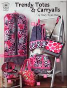 Trendy Totes & Carryalls book by Cindy Taylor Oates