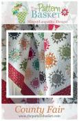 County Fair quilt sewing pattern from The Pattern Basket