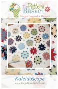 Kaleidoscope quilt sewing pattern from The Pattern Basket