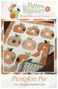 INVENTORY REDUCTION...Pumpkin Pie quilt sewing pattern from The Pattern Basket