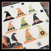 Bewitched quilt sewing pattern from The Pattern Basket 2