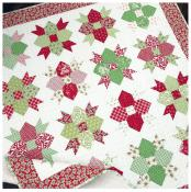 Ribbons and Bows quilt sewing pattern from The Pattern Basket 2