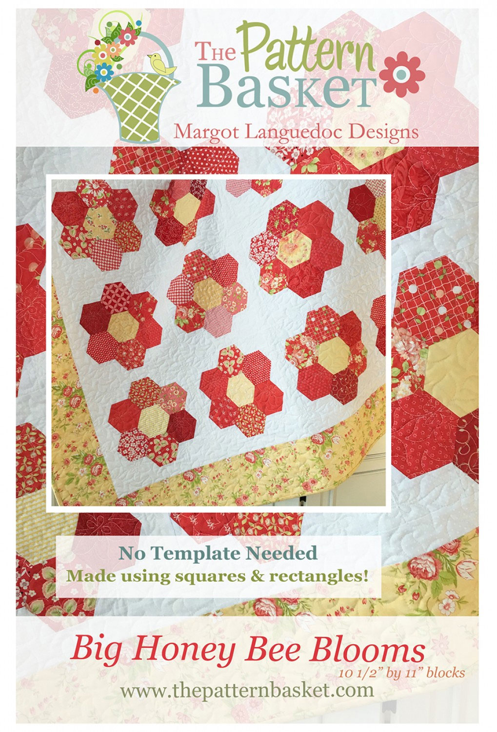 Big-Honey-Bee-Blooms-sewing-pattern-the-pattern-basket-front