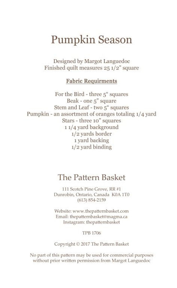 Pumpkin-Season-sewing-pattern-the-pattern-basket-back