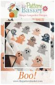 SPOTLIGHT SPECIAL (only while current supplies last!)...Boo! quilt sewing pattern from The Pattern Basket
