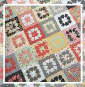 Cake Pops quilt sewing pattern from The Pattern Basket 2