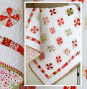 Candy Wrappers quilt sewing pattern from The Pattern Basket 2