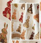 Country Bunnies quilt sewing pattern from The Pattern Basket 2