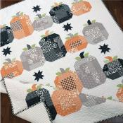 Hocus Pocus quilt sewing pattern from The Pattern Basket 2