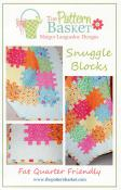 Snuggle Blocks quilt sewing pattern from The Pattern Basket