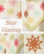 Star Gazing quilt sewing pattern from The Pattern Basket 2