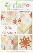 Star Gazing quilt sewing pattern from The Pattern Basket