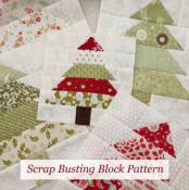 Tree Farm quilt blocks sewing pattern from The Pattern Basket 2