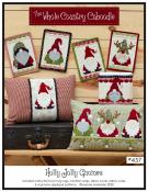 Holly Jolly Gnomes sewing pattern from The Whole Country Caboodle
