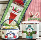 Hoppin Buddies sewing pattern from The Whole Country Caboodle 2