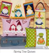 Spring Time Gnomes sewing pattern from The Whole Country Caboodle 2