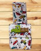 Truck Backpack & Activity Mat sewing pattern from The Whole Country Caboodle 3
