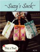 Suzy's Sack sewing pattern from This & That