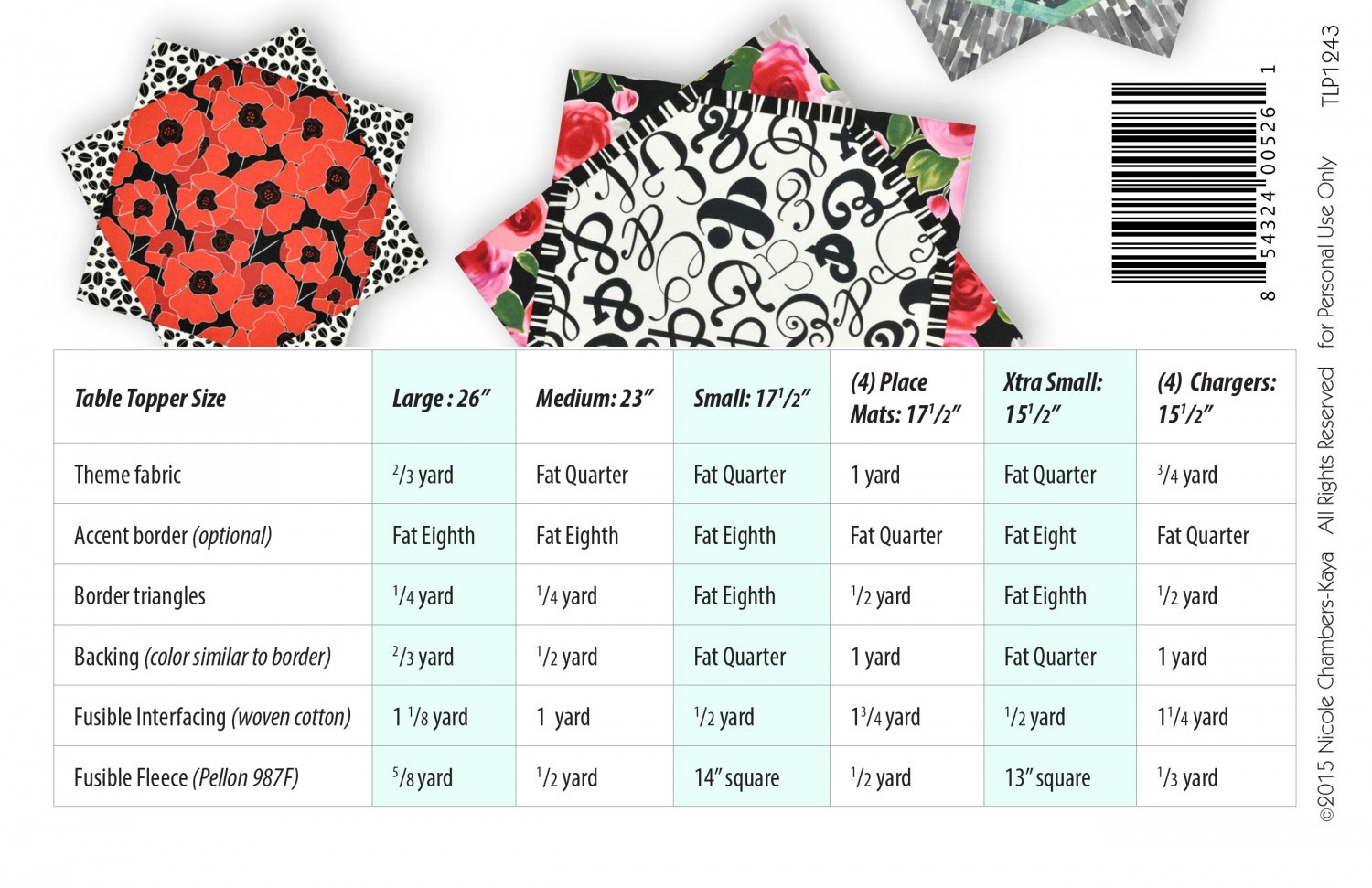 Anything-Goes-Table-Topper-sewing-pattern-Tiger-Lily-Press-back