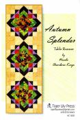 Autumn Splendor sewing pattern by Tiger Lily Press