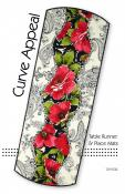 Curve Appeal Table Runner and Placemats sewing pattern by Tiger Lily Press