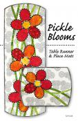 Pickle Blooms Table Runner & Placemats sewing pattern by Tiger Lily Press