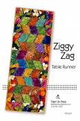 Ziggy Zag sewing pattern by Tiger Lily Press