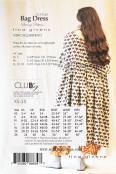 Bag Dress sewing pattern from Tina Givens 1