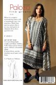 Paloza Dress sewing pattern from Tina Givens 1