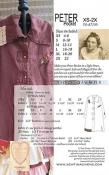 Peter Pocket Shirt sewing pattern from Tina Givens 1