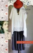 Phoebe Shirt & Pants sewing pattern from Tina Givens