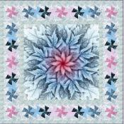 Twister Dream quilt sewing pattern from Twister Sisters 3