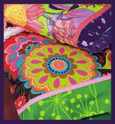 Pillow Cases sewing pattern card from Valori Wells Designs 1