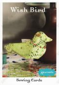 Wish Bird sewing pattern card from Valori Wells Designs