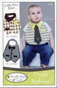 Dude Babies sewing pattern from Vanilla House Designs