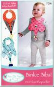 Binkie Bibs sewing pattern from Vanilla House Designs
