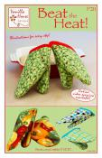 Beat the Heat! Oven Mitts sewing pattern from Vanilla House Designs