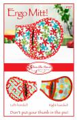 The Ergo Mitt sewing pattern from Vanilla House Designs