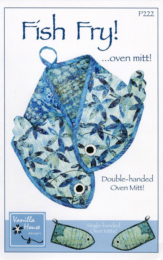 Fish Fry sewing pattern from Vanilla House Designs