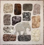 Set in Stone quilt sewing pattern from Vanilla House Designs 2