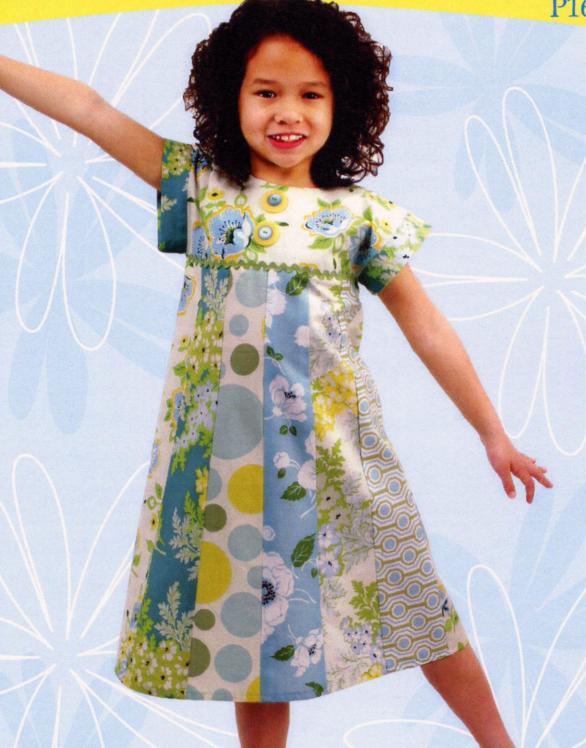 Poppy S Easy Dress Sewing Pattern From Vanilla House Designs