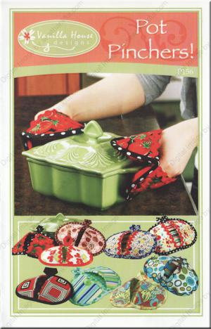 Pot Pinchers sewing pattern from Vanilla House Designs