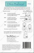 Diva Babies baby bibs sewing pattern from Vanilla House Designs 2