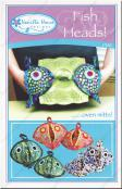 Fish Heads Oven Mitts sewing pattern from Vanilla House Designs