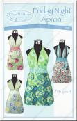 Friday Night Apron sewing pattern from Vanilla House Designs