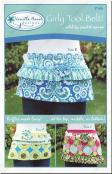Girly Tool Belt Utility Pocket Apron sewing pattern from Vanilla House Designs