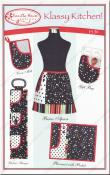 Klassy Kitchen sewing pattern from Vanilla House Designs
