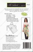 Off Sides Apron sewing pattern from Vanilla House Designs 2